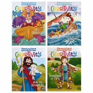 4 Kids Bible Fun Coloring Book amp; Activity For Children Books Online Cheap