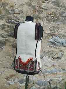 Ethnic antique vest from Debarca and Ohrid region