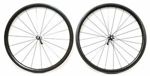 Bontrager Aerolus Pro 3 TLR 11s Carbon Tubeless Road Bike Wheelset Rim Brake QR $599.95