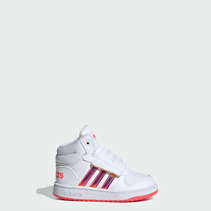 adidas Hoops 2.0 Mid Shoes Kids $36.00