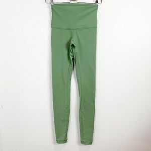 Lululemon Wunder Under Womens High Rise Tight 31' Full On Luxtreme Olive Green 4 $63.99
