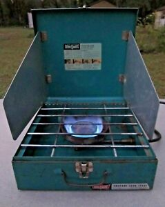 Bernz O Matic Single Burner Propane Stove TX 550 Tested Works Great