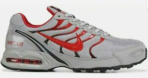 NIKE MENS AIR MAX TORCH 4 RUNNING SHOES #CI2202 001 NEW SIZE 11.5 RED GRAY $49.99
