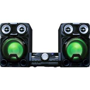 Toshiba 800W Bluetooth Stereo Mini Component Home Speaker CD Player System $279.00