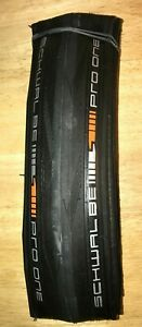 Schwalbe Pro One Addix Tubeless Road Bike Race Tire 700x25C NEW $50.00