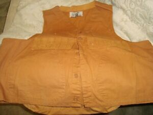 BULLET VEST FROM MY LATE HUSBAND ANTIQUE AND STATES ITS EXTRA LARGE $12.00