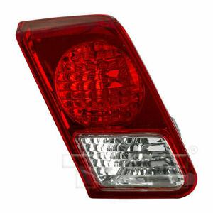Tail Light Assembly Nsf Certified TYC 17 5182 01 1 fits 03 05 Honda Civic $34.99