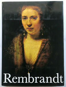 Rembrandt Paintings 1968 by Horst Gerson Hardback Dust Jacket 527 Pages $55.00