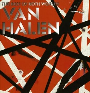 VAN HALEN The Best Of Both Worlds BRAND NEW 2 CD SET Greatest Hits Very Best