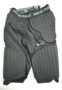 Nike Men Basketball Lightweight Compression Elastic Waist Nike Fit Padded Shorts $22.99