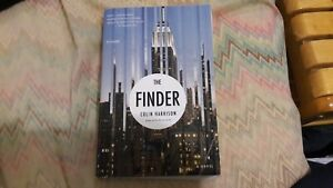 The Finder Paperback by Harrison Colin $4.99