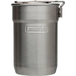 Stanley Adventure Camp Cook Set 24oz Kettle with 2 Cups Stainless Steel with