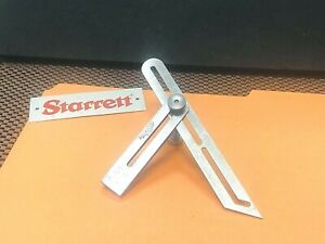 STARRETT NO. 47 IMPROVED UNIVERSAL BEVEL. MADE IN THE USA. $55.00