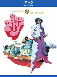 Super Fly Used Very Good Blu ray