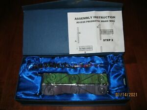 NIB PRISMATIC WAND KALEIDOSCOPE 8 1 2quot; LONG #91530
