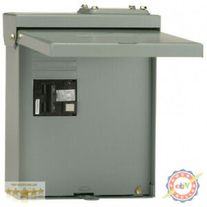 Spa Panel 60 Amp GFI Protection Hot Tubs Water Heater Swimming Pools Load Center $49.99
