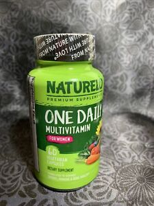 One Daily Multivitamin for Women Best for Hair Skin Nails Natural Energy