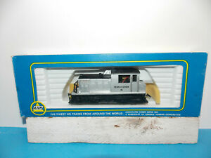 AHM 5001 B Pennsylvania MDT #21 Diesel Locomotive in Original Box $24.99