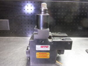 WTO ER32 Right Angle Head 410520016 00 LOC1908A $3499.95