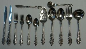 Oneida MONTE CARLO Deluxe Stainless Flatware CHOICE PIECE