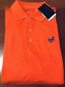 NEW Maidstone Club Nike Dry Fit Golf Shirt Polo Large NGLA $36.00