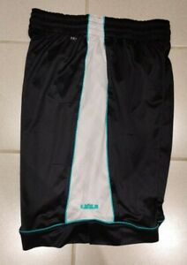 Lebron 9 Easter Nike Dri Fit Shorts XL Black Mint White $40.00