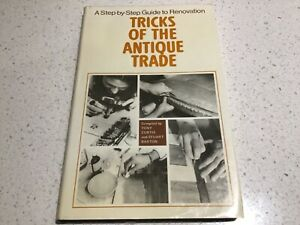 RARE ANTIQUE RESTORATION BOOK STEP BY STEP GUIDE FREE POST COLLECTORS AU $29.00