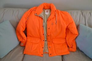 Columbia Parka Deer Hunting Thinsulate Men#x27;s Med. Barely Used