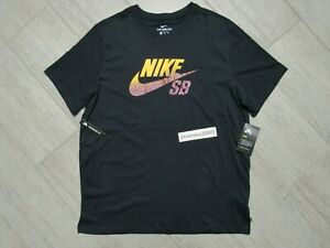 NWT Nike SB x NBA Dry Fit Shirt Sz XL 100% Authentic BV7433 011 $29.95