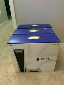 Sony PS5 Blu Ray Edition Console disc version Ships NEXT Day $919.95