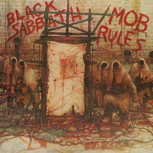 Black Sabbath *** Mob Rules Deluxe Edition **BRAND NEW 2 CD SET $20.88