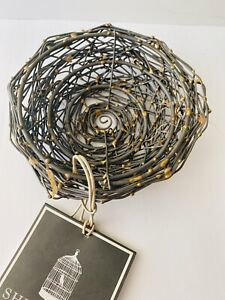 Shiraleah Chicago Recycled Metal Small Nest Bowl New w Tag #10 51 027 $42.00