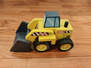 Tonka 2014 MIGHTY Wooden Front End Loader Excavator $19.50