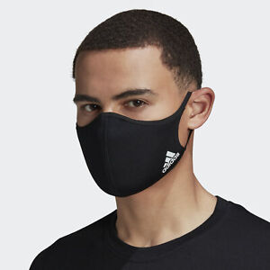 adidas Face Covers 3 Pack M L Men#x27;s $14.00