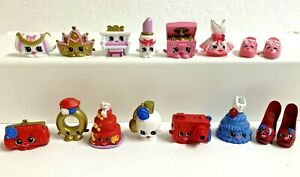 Shopkins Fashion Spree Season 3 Ballet amp; Best Dressed Collection 16 Exclusives