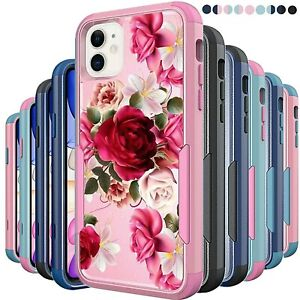 Shockproof Case For Apple iPhone 13 12 11 Pro Max Xr Xs Max 6 7 8 Plus SE Cover $7.99