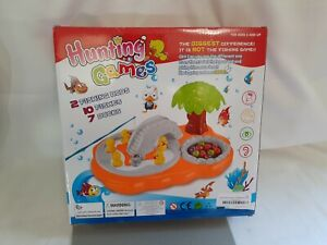 Hunting Games Battery Operated Ages 3 1 2 Players Sounds