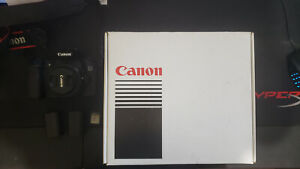 Canon 60D DSLR Camera with extras