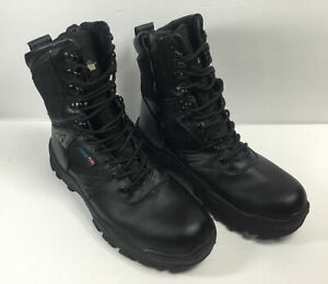 Itasca Scout Mens Black Tactical Aqua Plus Boots Hiking Hunting Size 9M