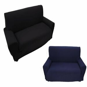 2 Seater Cover Stretch Slipcover Sofa Case Furniture Protector Cushion Decorate