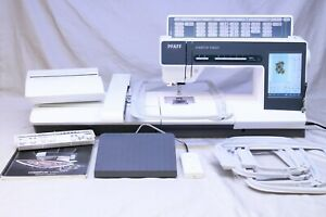 PFAFF CREATIVE VISION SEWING QUILTING amp; EMBROIDERY MACHINE W CV 5.5 UPGRADE $2272.00
