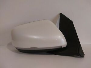 2011 2016 Honda CR Z Side View Mirror heated 7 wires right white used genuine $118.00