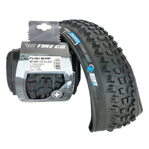 2 Vee Tire Plus Size Flow Snap 27.5x2.6 Bike Tire Ebike Tubeless Synthesis