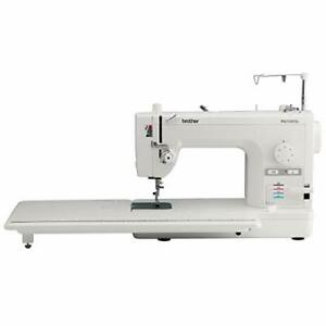 Brother PQ1500SL Sewing and Up to 1500 Stitches Per Minute Wide Table $584.99