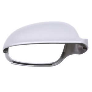Silver Right Passenger Side Rear View Mirror Cover Cap For VW Jetta 2005 2010 $22.94