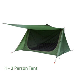 1 2 Person Best Camping Tent 3 Season Comfort Ultralight Camping Hiking Shelter