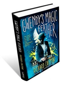 Trade HC GWENDY'S MAGIC FEATHER Richard Chizmar Signed By Author $20.00