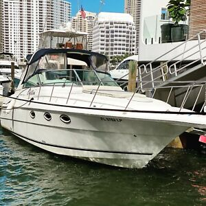 2000 MONTEREY 322 CRUISER 33 Foot Boat Mini Yacht USED Great condition $45000.00