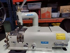 Atlas Levy AT 801 skiver leather machine skiving machine $795.00