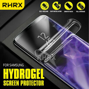 2Pack For Samsung Galaxy S21 Plus S21 Ultra S20 S10 9 SHydrogel Screen Protector $4.79